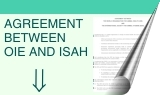 Agreement between OIE and ISAH